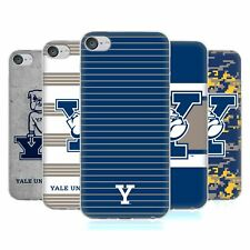 OFFICIAL YALE UNIVERSITY 2018/19 PATTERNS SOFT GEL CASE FOR APPLE iPOD TOUCH MP3