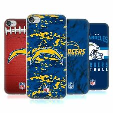OFFICIAL NFL 2018/19 LOS ANGELES CHARGERS SOFT GEL CASE FOR APPLE iPOD TOUCH MP3