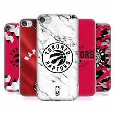 OFFICIAL NBA 2018/19 TORONTO RAPTORS SOFT GEL CASE FOR APPLE iPOD TOUCH MP3