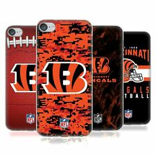 OFFICIAL NFL 2018/19 CINCINNATI BENGALS SOFT GEL CASE FOR APPLE iPOD TOUCH MP3