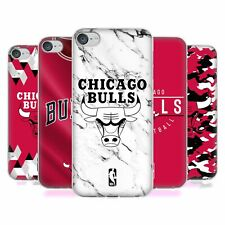 OFFICIAL NBA 2018/19 CHICAGO BULLS SOFT GEL CASE FOR APPLE iPOD TOUCH MP3