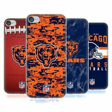 OFFICIAL NFL 2018/19 CHICAGO BEARS SOFT GEL CASE FOR APPLE iPOD TOUCH MP3