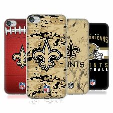 OFFICIAL NFL 2018/19 NEW ORLEANS SAINTS SOFT GEL CASE FOR APPLE iPOD TOUCH MP3