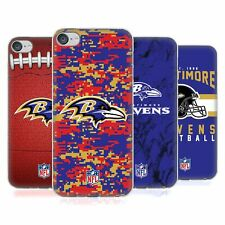 OFFICIAL NFL 2018/19 BALTIMORE RAVENS SOFT GEL CASE FOR APPLE iPOD TOUCH MP3
