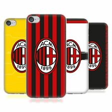 OFFICIEL AC MILAN 2018/19 CRÊTE KIT ÉTUI COQUE EN GEL POUR APPLE iPOD TOUCH MP3