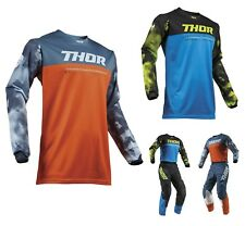 Thor Mx Jersey Impulsi Air Acido Enduro Motocross Shirt