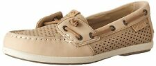 Sperry Top-Sider Donna con Molle Edera Lino Scala Rilievo Scarpe Stile Barca