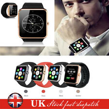 2018 GT08 Bluetooth Smart Watch Phone Wrist watch Smartwatch for Android and iOS