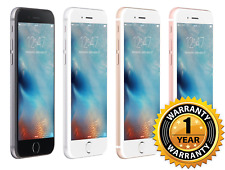 "Apple Iphone 6S 64GB Gsm Sbloccato 4.7 "" Display Smartphone 1 Anno di Garanzia"