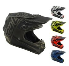 Troy Lee Design SE4 Factory Mips Mx MTB Enduro Motocross Casco da Cross