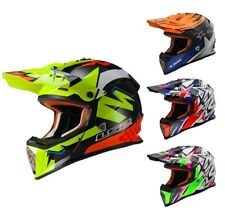 LS2 Casco Cross MX437 Casco Enduro Casco Motocross