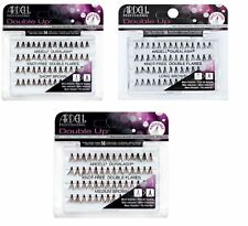 Ardell Duralash FLARE Knot Free DOUBLE Thick Individual Lash ALL BLACK CHEAPEST