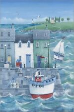 Poster, stampa su tela o vetro acrilico Harbour Gifts - Peter Adderley