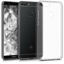 COVER PER HUAWEI ENJOY 7S P SMART CUSTODIA PROTETTIVA SLIM CASE