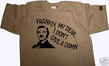 FabTab T-shirt - CLARK GABLE, Gone with the Wind, S-XXL