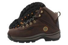 Timberland White Ledge Mid Waterproof TB012668-242 Brown Leather Boots B,M Women