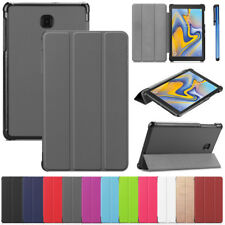 "PU Leather Folio Stand Case Cover For Samsung Galaxy Tab A 8"" 2018 SM-T387 T387V"