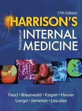 Harrison's Principles of Internal Medicine, 17th Edition (Harrison's Principles