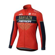 Sportful Bahrain Merida Partial Protection Red / Blue , Attrezzatura Ufficiale