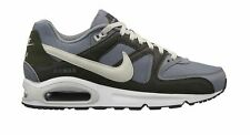 Nike Hombre Zapatos Informales Air Max Command Gris Verde