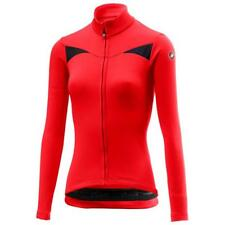 Castelli Sinergia Fz Red , Maillots Castelli , ciclismo , Ropa Mujer