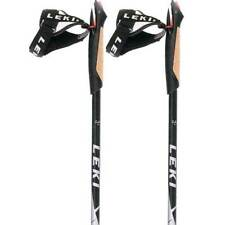 Leki Flash Shark Nordic Walking 2 Units Grey / Red , Bastones Leki , montaña