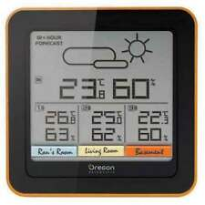 Oregon Scientific Rar502 Multi Zone Weather Station Multicoloured , montagne