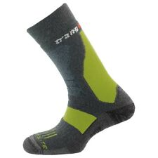 Trangoworld Osur Ds Anthracite / Lime , Calzini Trangoworld , montagna