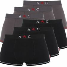 Ac By Andy Hilfiger 3er-pack Boxer - Biancheria Intima, Nuovo (H2)