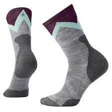 Smartwool Phd Outdoor Approach Crew Light Gray , Calcetines Smartwool , montaña