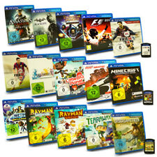 Ps Vita Juego Uncharted Need For Speed Assassins Creed Minecraft Fifa Tearaway