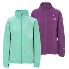 Trespass Womens/Ladies Ciaran Full Zip Ribbed Polyester Fleece Jacket