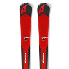 Nordica Gt 80 Ti Fdt+tpx12 Fdt Red / Black , Sci Nordica , sci , Materiale sci