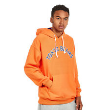 Champion x Beams - Hooded Sweatshirt 2 Orange Popsicle Kapuzenpullover