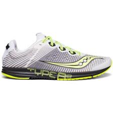 Saucony Type A8 White / Black / Citron , Zapatillas Running Saucony , running