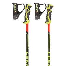 Leki Wc Racing Sl Red / Black / Yellow , Bastones Leki , esqui , Material esqui
