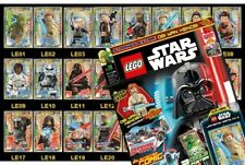 Lego Star Wars Trading Cards Choose Card Free Shipping