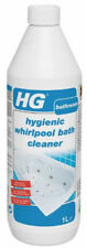 HG Hygienic Whirlpool Cleaner 1 Litre - Jacuzzi Spa Bath Cleaner 12 Weeks Supply