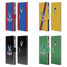 OFFICIAL CRYSTAL PALACE FC 2016/17 KIT LEATHER BOOK CASE FOR XIAOMI PHONES