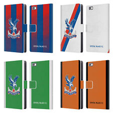 CRYSTAL PALACE FC 2018/19 PLAYERS KIT LEATHER BOOK CASE FOR HUAWEI PHONES 2