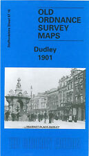 GODFREY EDITION OLD ORDNANCE SURVEY MAPS STAFFORDSHIRE DUDLEY