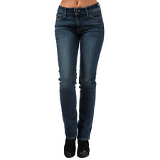 Womens Levi's 714 Straight Fit Jeans In West Coast Wonder