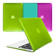 "FUNDA TRANSPARENTE PARA APPLE MACBOOK AIR 11"" CARCASA TRASERA PROTECTORA"