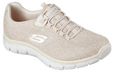 Skechers Empire Spring Glow Womens Ladies Running Trainers Gym Shoes P UK Size