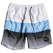 Quiksilver Word Block Volley 15 Multicolor , Bañadores Quiksilver , moda