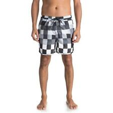 Quiksilver Resin Check Volley 15 Multicolor , Bañadores Quiksilver , moda
