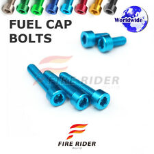 FRW 6Color Fuel Cap Bolts Set For Yamaha FJR 1300 04-13 05 06 07 08 09 10 11 12