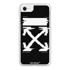 Off-White Arrows Temperature Phone Case fit for iPhone 6+ 78 Plus X, Off White