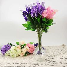 Artificial Hyacinth For Wedding Party Home Decoration Bouquet Fake Silk Flowers