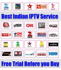 Best English, Indian, Punjabi, Hindi, Tamil, Urdu, VOD *IPTV Service* Free Trial